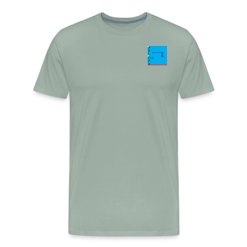 SkillzHUB Wear - Men's Premium T-Shirt