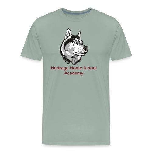 Mascot Logo - Men's Premium T-Shirt