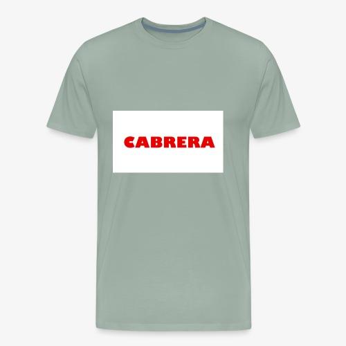 Cabrera shirt - Men's Premium T-Shirt