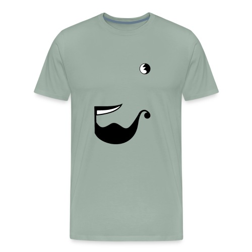 All Sails To The Wind - Men's Premium T-Shirt
