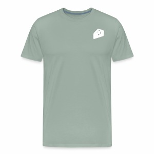 Cheese Man - Men's Premium T-Shirt