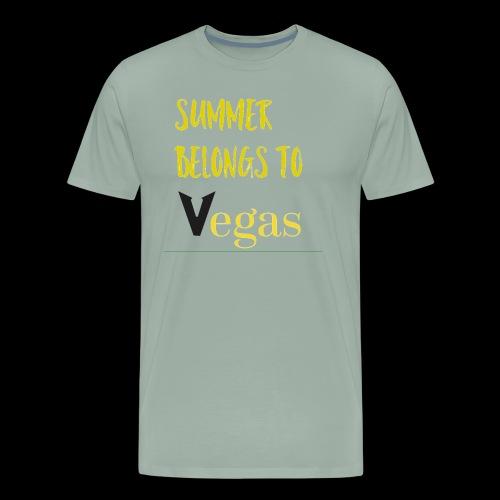 Vegas Summer - Men's Premium T-Shirt