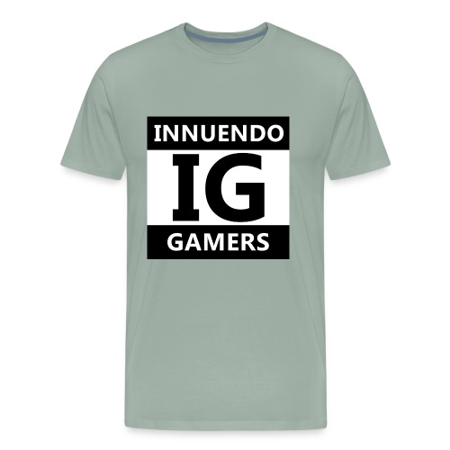 Innuendo Gamers - Men's Premium T-Shirt