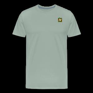 Small IV - Men's Premium T-Shirt