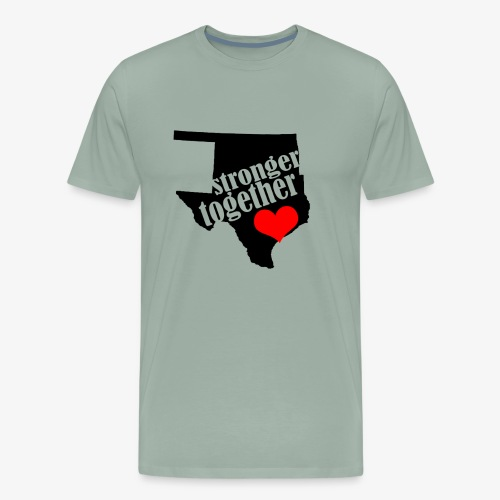 Oklahoma Strong   Stronger Together - Men's Premium T-Shirt