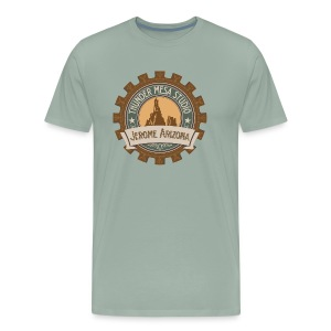Thunder Mesa Studio Gear Logo - Men's Premium T-Shirt