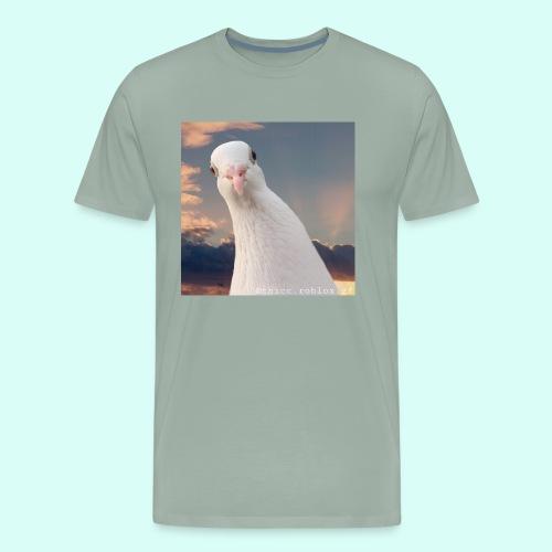 Sunset Blocc - Men's Premium T-Shirt