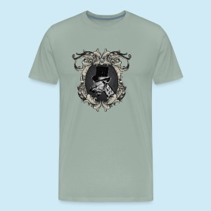 Fancy Giraffe - Men's Premium T-Shirt