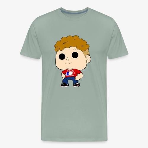 TATE 2017 ICON by Jordan - Men's Premium T-Shirt