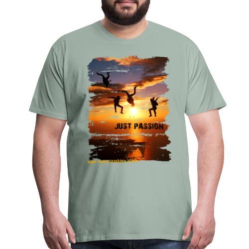 JUST PASSION - Men's Premium T-Shirt