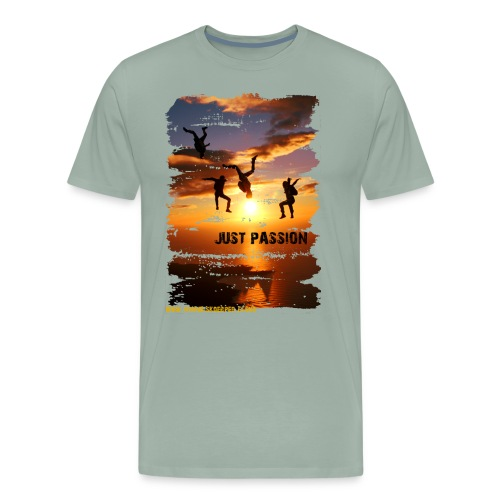 JUST PASSION - Men's Premium T-Shirt