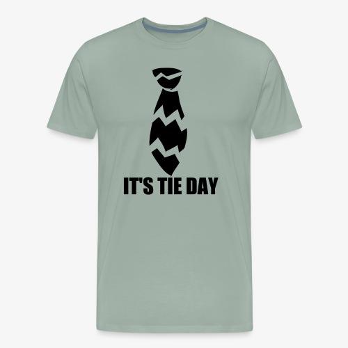 Tie Day - Men's Premium T-Shirt