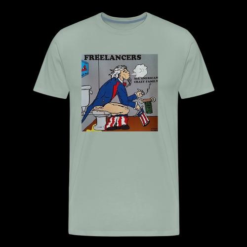 AACF logo - Men's Premium T-Shirt