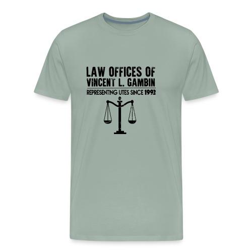 gambini representing - Men's Premium T-Shirt