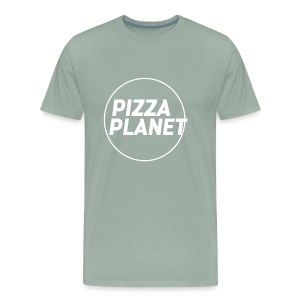 Pizza Planet toys merch - Men's Premium T-Shirt
