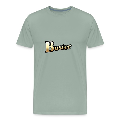 Buster Card - Men's Premium T-Shirt