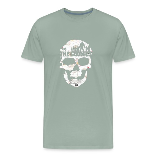 the goonies never say die merchandise - Men's Premium T-Shirt