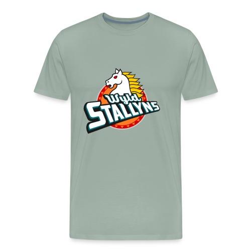 Stallyns logo - Men's Premium T-Shirt
