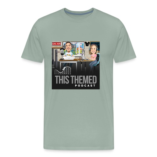 This Themed Podcast - Men's Premium T-Shirt