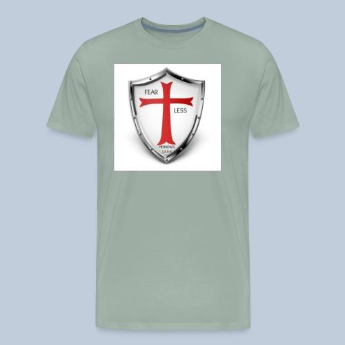 fear less 4 - Men's Premium T-Shirt