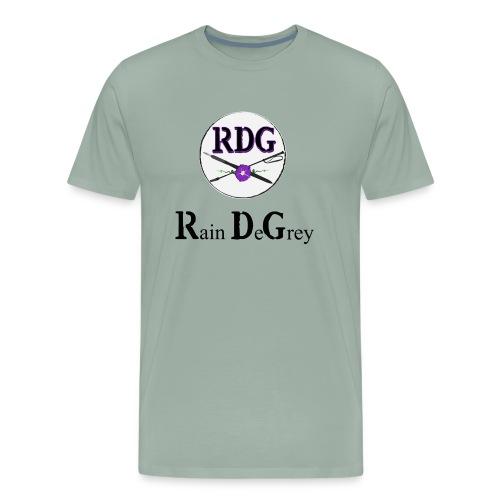 RDG Logo Black Lettering - Men's Premium T-Shirt