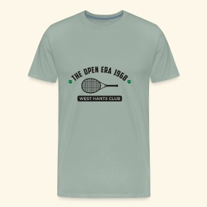 The Open Era 1968 - Men's Premium T-Shirt