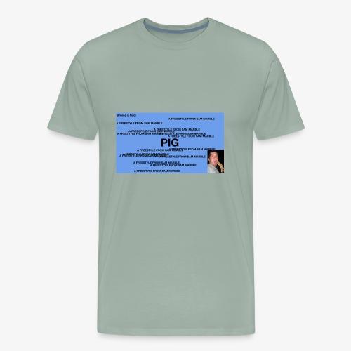 PIG Apparel - Men's Premium T-Shirt