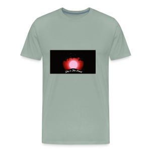 Sky's The Limit - Men's Premium T-Shirt