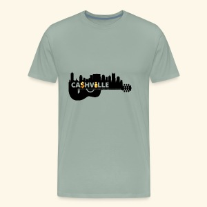Nashville's on the Rise - Men's Premium T-Shirt