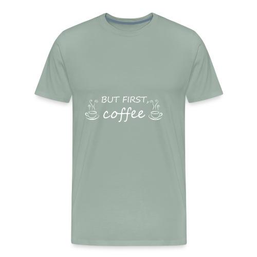 coffee13 - Men's Premium T-Shirt