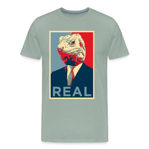 Reptilian - Men's Premium T-Shirt