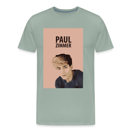 Paul Zimmer - Men's Premium T-Shirt