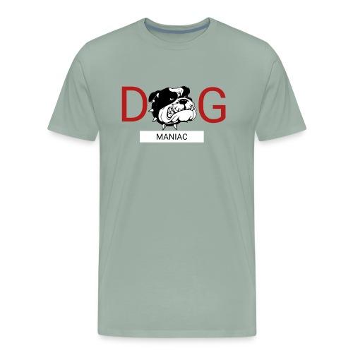 Dog Maniac - Men's Premium T-Shirt