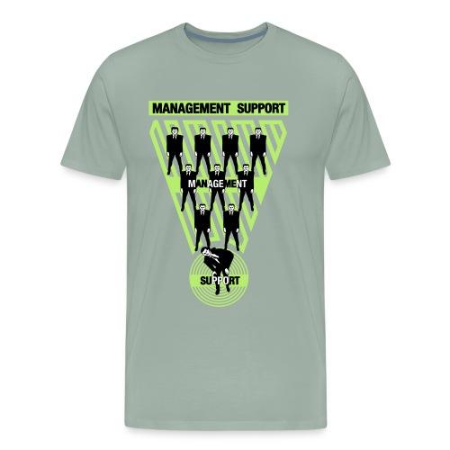 Management Support Team - Men's Premium T-Shirt