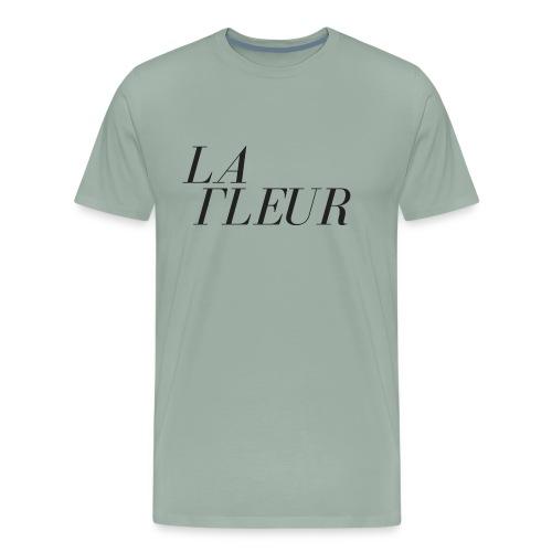LaFleur text - Men's Premium T-Shirt