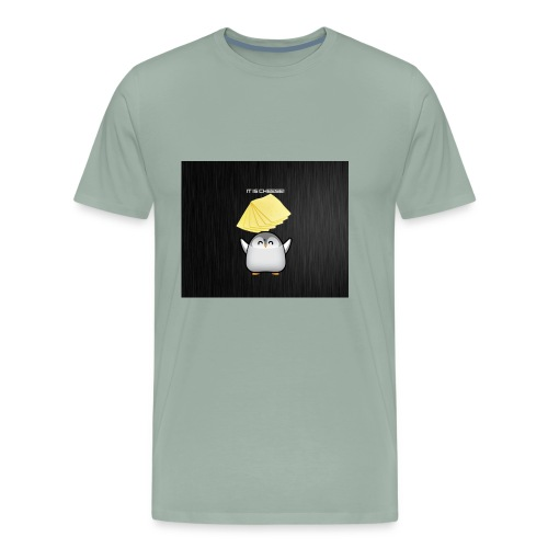 It is cheese - Men's Premium T-Shirt