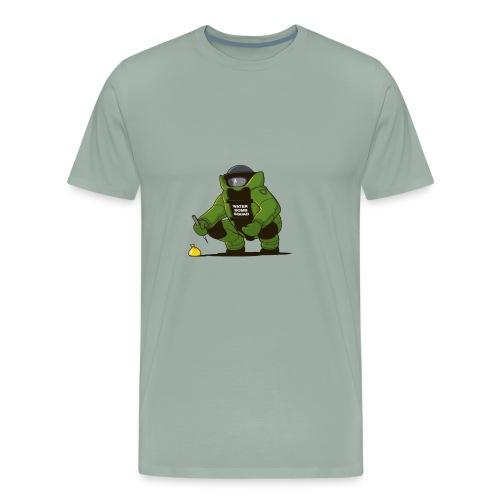 Water bomb squad - Men's Premium T-Shirt