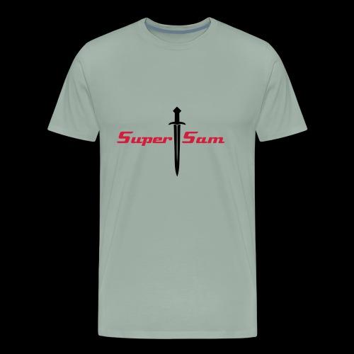SuperSam R - Men's Premium T-Shirt