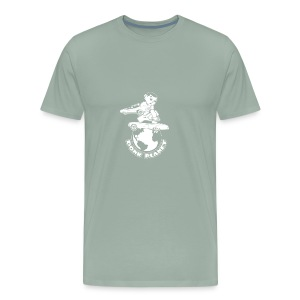 Donk Planet - Men's Premium T-Shirt
