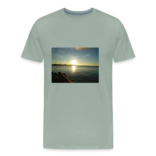 Sunset merch - Men's Premium T-Shirt