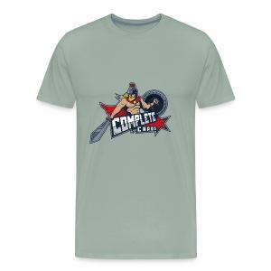 Complete Chaos - Red - Men's Premium T-Shirt