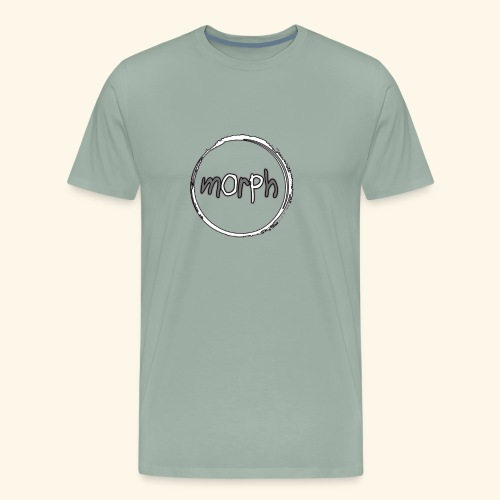 mOrPh logo - Men's Premium T-Shirt