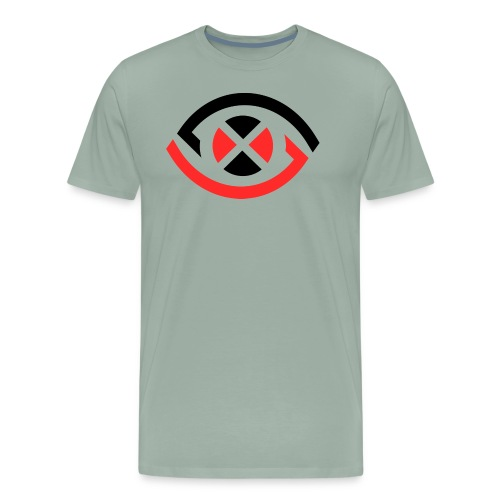 NulleX Logo - Men's Premium T-Shirt