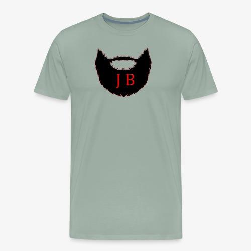 JBisHERE Logo - Men's Premium T-Shirt