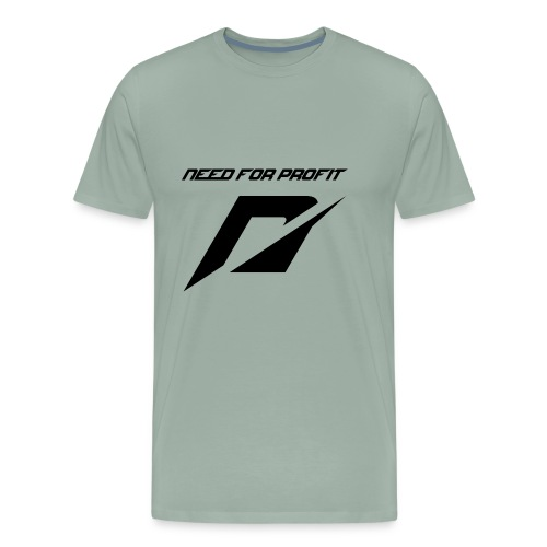need for profit - Men's Premium T-Shirt