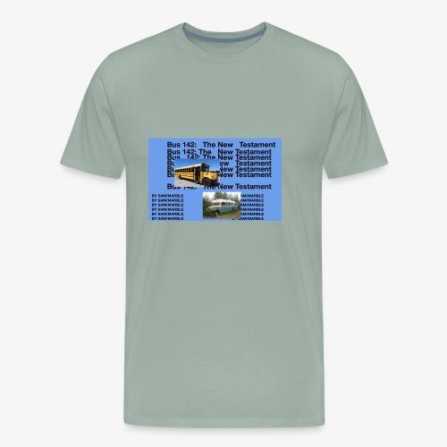 OFFICIAL BUS 142 APPAREL - Men's Premium T-Shirt