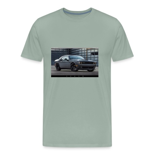 Challenger - Men's Premium T-Shirt