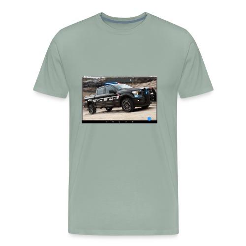 Ford truck - Men's Premium T-Shirt