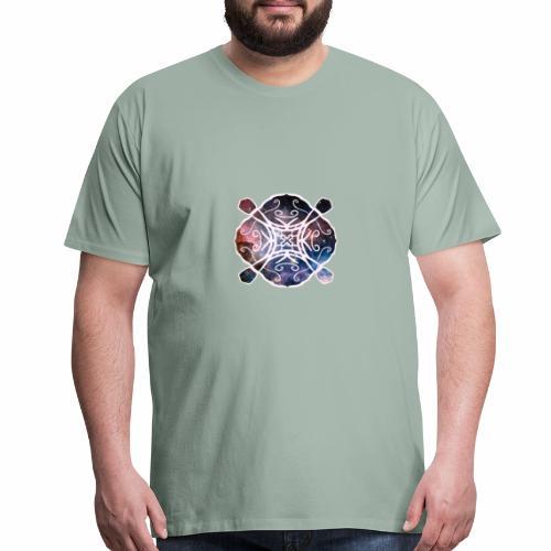 Space design - Men's Premium T-Shirt
