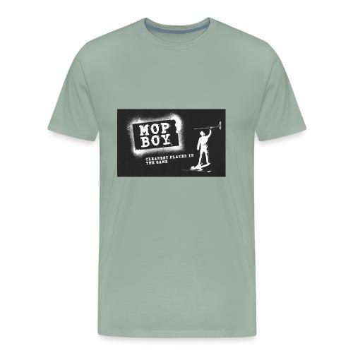 Cleanest Player Black - Men's Premium T-Shirt